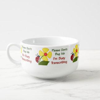 Ladybug MT Soup Mug