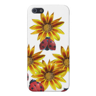 Ladybug Party Case For iPhone 5/5S
