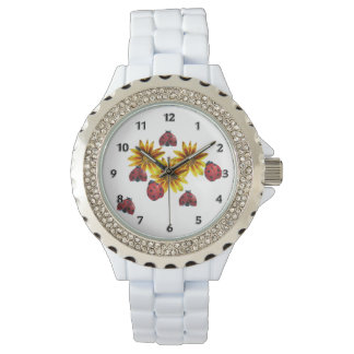 Ladybug Party Watch
