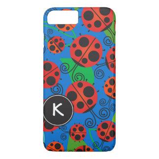 Ladybug pattern iPhone 8 plus/7 plus case