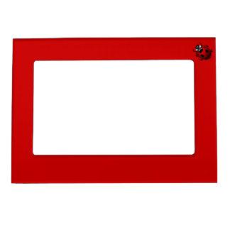 Ladybug Picture Frame Ladybird Art Frame Photo Frame Magnet