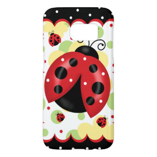 Ladybug Samsung Galaxy S7 Barely There Case