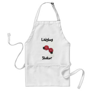 Ladybug Shaker Standard Apron