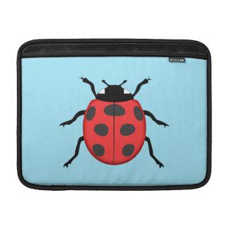 Ladybug Sleeve For MacBook Air
