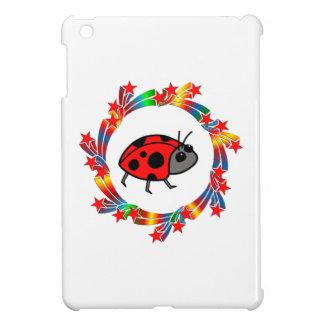 Ladybug Stars Case For The iPad Mini