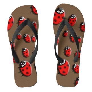 LadyBug Thongs