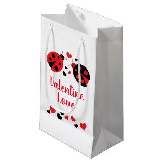 Ladybug Valentine Love Gift Bag
