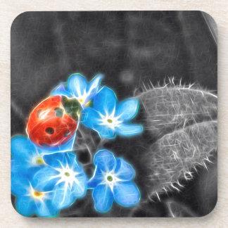 Ladybug Wonder Drink Coaster