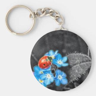 Ladybug Wonder Key Ring