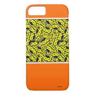 Ladybug Yellow iPhone 7 Case