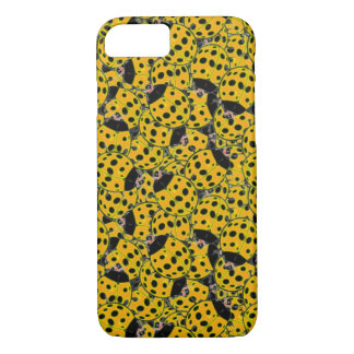 Ladybug Yellow iPhone 8/7 Case