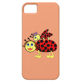 Ladybugs Barely There iPhone 5 Case
