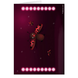 Ladybugs Card