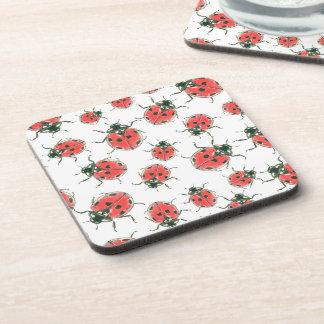 Ladybugs Coaster