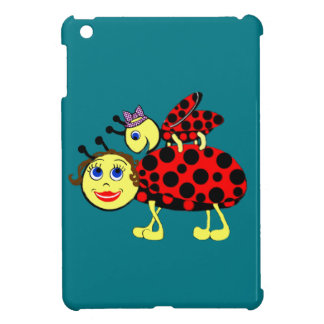 Ladybugs Cover For The iPad Mini