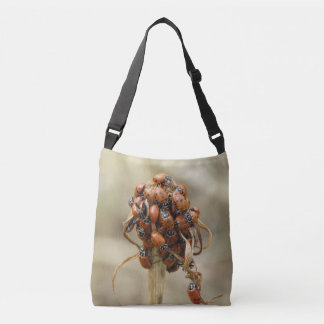 Ladybugs Crossbody Bag
