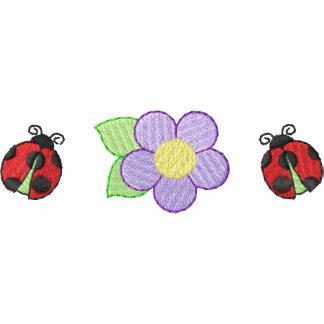 Ladybugs/ Flower Hoodies