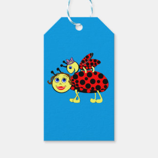 Ladybugs Gift Tags