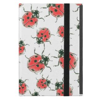 Ladybugs iPad Mini Cover