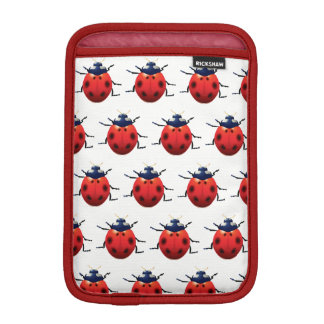 Ladybugs iPad Mini Sleeve