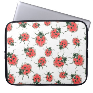 Ladybugs Laptop Sleeve
