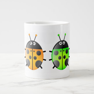 Ladybugs Jumbo Mugs