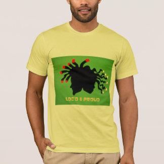 ladyellowrastaloc T-Shirt