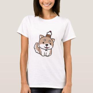 Lady's BASIC T shirt T-shiyatsu T-Shirt