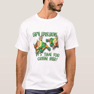 Laep'n Leprechauns... T-Shirt