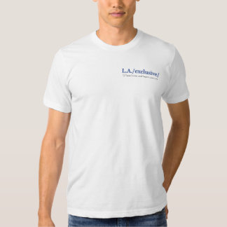 LAex_LogoColor_cropped, Where homes and hearts ... Tee Shirt