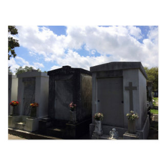 Lafayette Cemetery No. 1, New Orleans, Louisiana Postcard