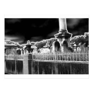 Lafayette Cemetery Postcard