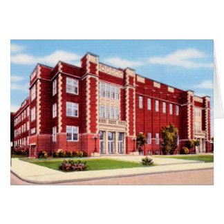 Lafayette Indiana Lafayette Jefferson High School Card