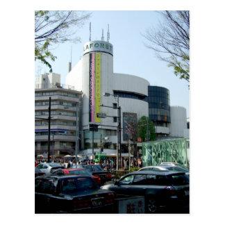 Laforet in Harajuku Postcard