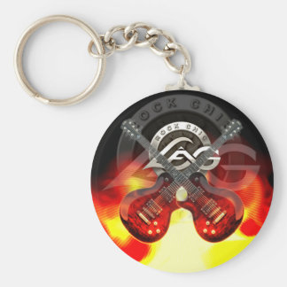 Lâg in fire key ring