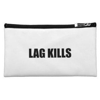 Lag Kills Cosmetic Bags