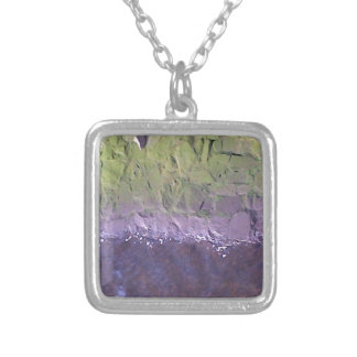Lagan Silver Plated Necklace