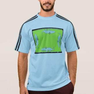 Lagartixas popart tshirts