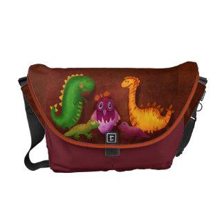 Lagarto Family Commuter Bag
