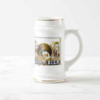 Lager Bier Beer Stein
