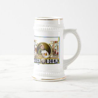 Lager Bier Beer Steins