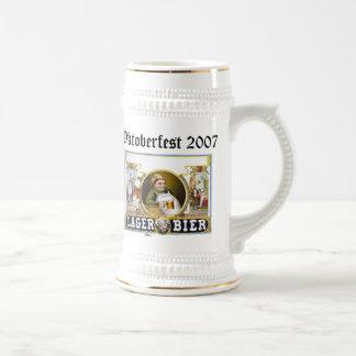 Lager Bier Oktoberfest Coffee Mugs