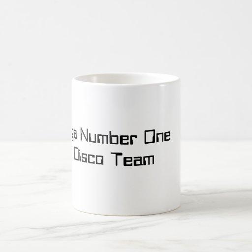Lagga Number One Disco Mug