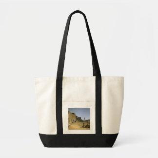 Laghouat in the Algerian Sahara, 1879 Canvas Bag