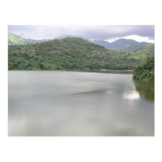 Lago Lucchetti Postcard