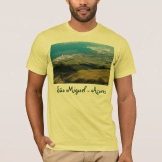 Lagoa and Ponta Delgada T-Shirt