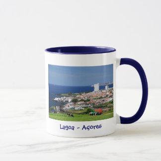 Lagoa - Azores mug