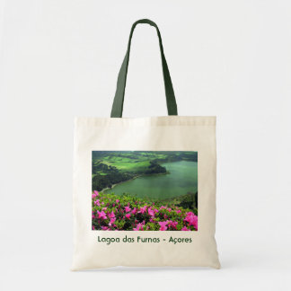 Lagoa das Furnas - Açores Budget Tote Bag
