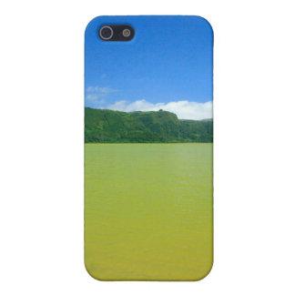 Lagoa das Furnas - Açores iPhone 5 Cases