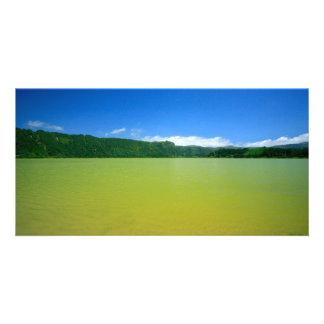 Lagoa das Furnas - Açores Photo Greeting Card